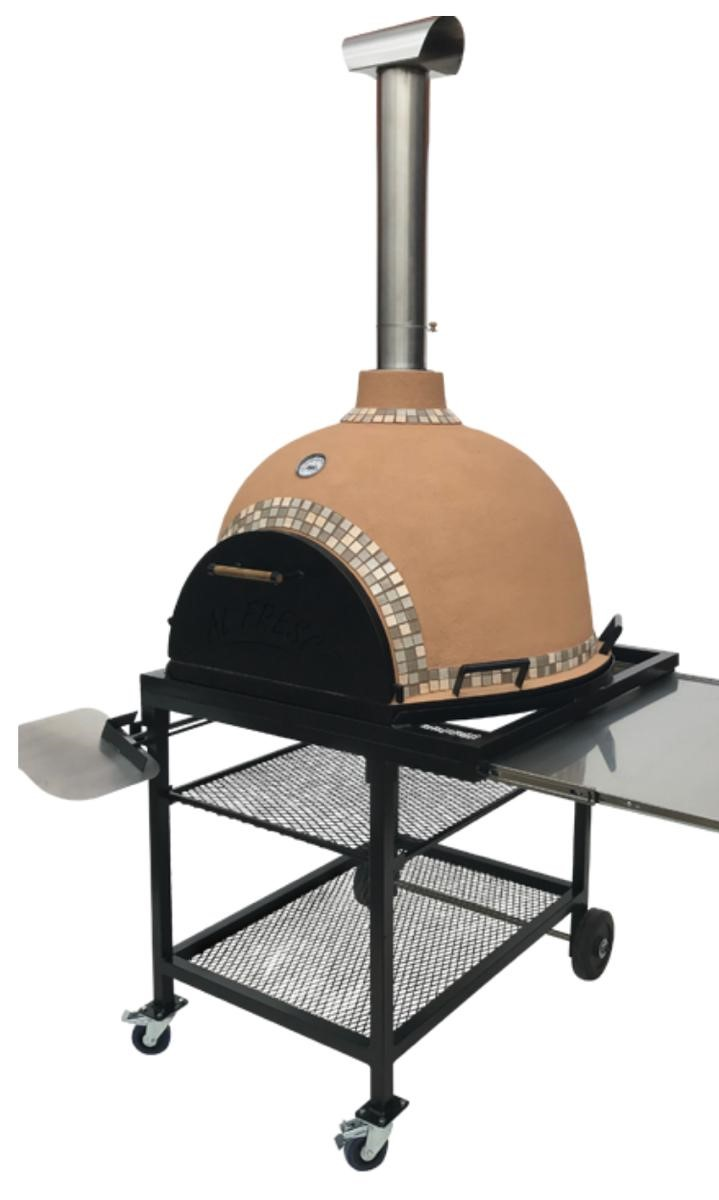 Al Fresco Festivo Pizza Oven Camino